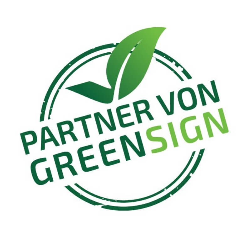 GreenSign Partner