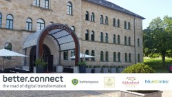 Better.connect - im Schlosshotel Blankenburg